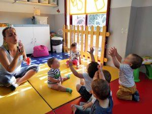 Yoga para Bebés Colégio Mestre Cuco